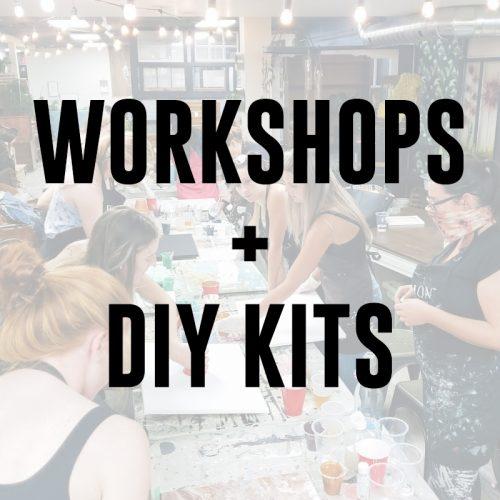 Workshops/DIY Kits
